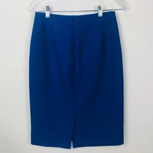J. Crew Skirts - J Crew No 2 Pencil Skirt in Double Serge Wool